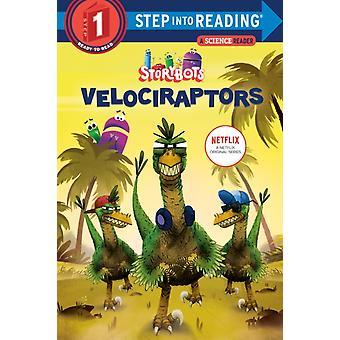Velociraptors StoryBots di Scott Emmons
