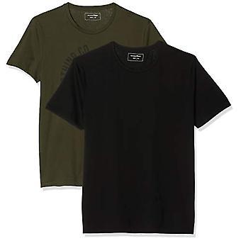 Tom Tailor 2er-Pack Crew-Neck T-Shirt, 29999, XS Men's