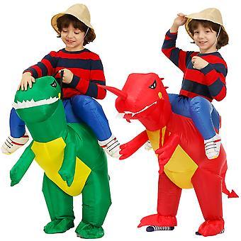 Dinosaurus kostuum kinderen opblaasbare partij cosplay kostuums dierlijke kind kostuum pak Anime Purim Dino jongens meisjes Halloween kostuum