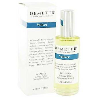 Demeter Vetiver Von Demeter Köln Spray 4 Oz (Frauen) V728-483661