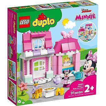 LEGO 10942 Minnien koti ja kahvila