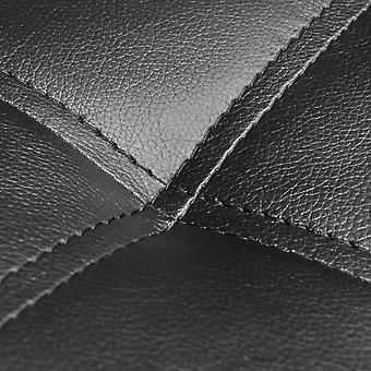 vidaXL chaises avec oreillers en simili-faux