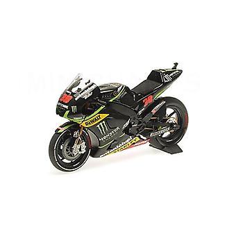 Minichamps 122143038 Yamaha YZR-M1 Tech3 Bradley Smith MotoGP 2014