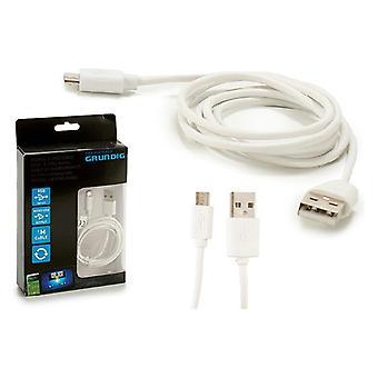 كابل شاحن USB غرونديج