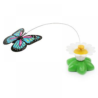 Butterfly Model Interactive Play Cat Toy