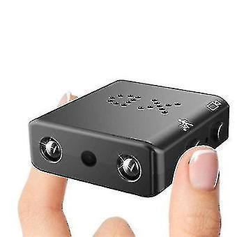 1080P Mini Piilotettu Vakoojakamera HD Micro Home Security Cam Yönäkö
