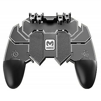 Accessoires de console de jeu portable joystick contrôleur pour samsung android pubg trigger controller bouton sm155546
