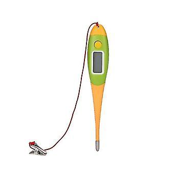 ペットの犬の猫の動物のためのペットの温度計の水銀のデジタル電子温度計