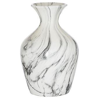 Hill Interiør Ellipse Keramisk Marmor Vase