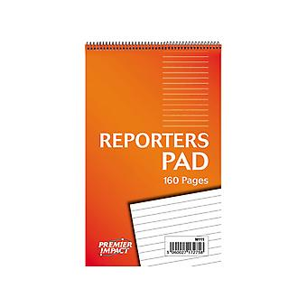 Silvine Premier Impact Notepad (Pack of 20)