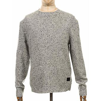 Deus Ex Machina Standard Knit Sweater - Grey Marle