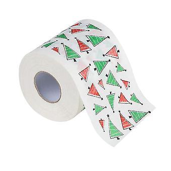 Arbre de Noël Thème Papier toilette