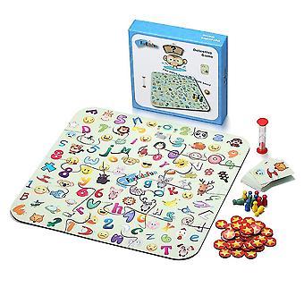 Qian Puzzle for Kids Rodzic Dziecko Team Interaktywna gra Szuka obrazka Puzzle Pamięć Gra planszowa