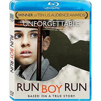 Run Boy Run [Blu-ray] USA import