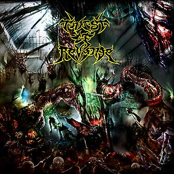 Thirst of Revenge - Annihilation of Races [CD] USA import