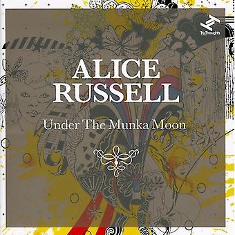 Alice Russell - Under the Munka Moon [CD] USA import