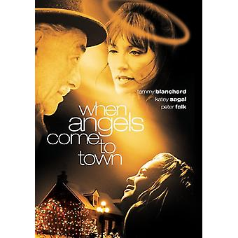 When Angels Come to Town [DVD] USA import