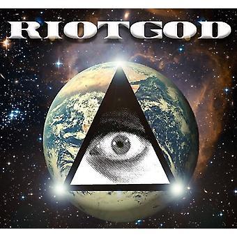 Riotgod - Riotgod [CD] USA import