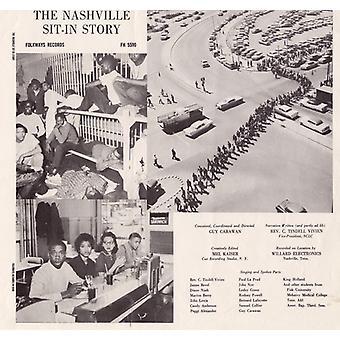 Historia de Nashville sentada: Canciones y escenas de Nashvill - Nashville sentada historia: canciones y escenas de la importación de los E.e.u.u. de Nashvill [CD]
