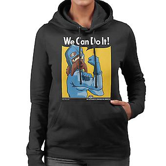 Protect The Valley Nausicaa of the Valley of the Wind Women's Hooded Sweatshirt