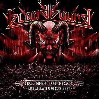 Bloodbound - One Night of Blood [CD] USA import