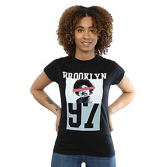 Notorious BIG Women's Split Brooklyn 97 T-Shirt