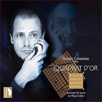M. Llobet - Quadrat D'or [CD] USA import
