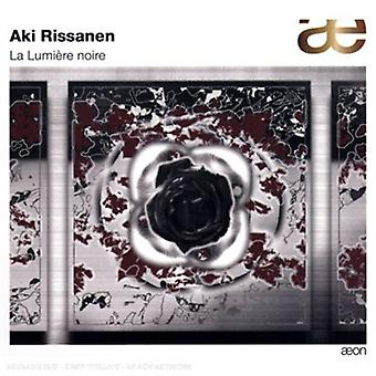 Aki Rissanen - La Lumiere Noire [CD] USA import