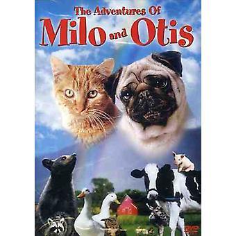 Aventuras de importação EUA Milo & Otis [DVD]