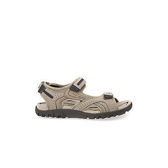 Geox U Sandal Strada Sandnavy U8224D050AUC0829 universelle sommer menn sko