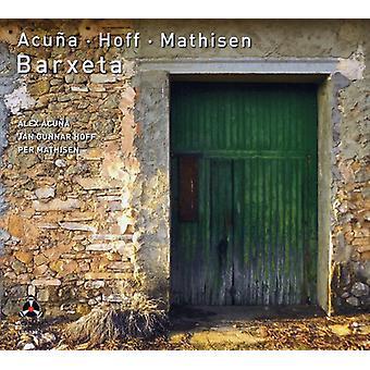 Alex Acuna - Barxeta [CD] USA import
