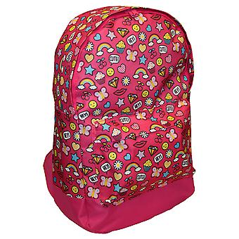 Trade Mark Collections Children's Backpack, 41 cm, 8 L, Pink