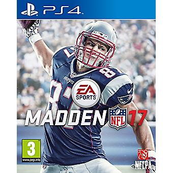 Madden NFL 17 (PS4) - New
