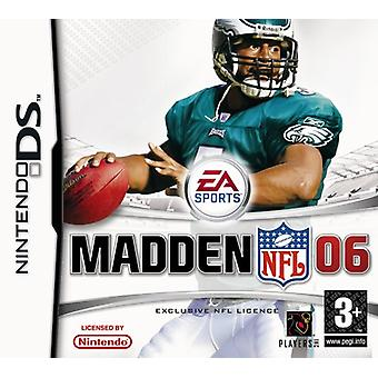 Madden NFL 2006 (Nintendo DS)-nytt