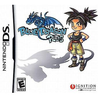 Blue Dragon Plus Nintendo DS spil