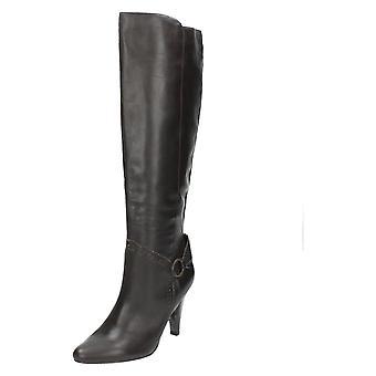 Ladies Castro High Leg Long Boot