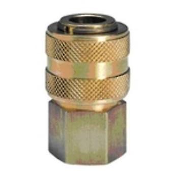 Einhell R3/8 IG pneumatische quick-fit aansluiting