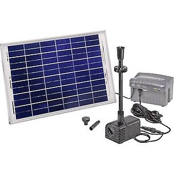 Esotec Siena Plus 101780 Solar pump set incl. lighting, incl. battery 1500 l/h