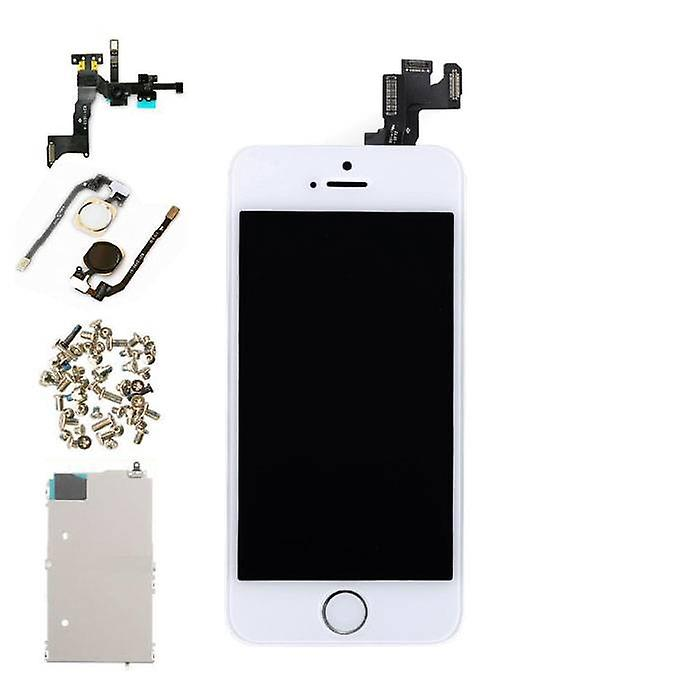 Stuff Certified® iPhone SE Front Mounted Display (LCD + Touch Screen + Parts) A + Quality - White
