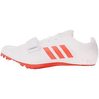 adidas Performance Mens Adizero Accelerator Track Running Training Spikes Shoes