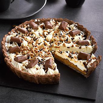 Sidoli Frozen Toffee Flavour Crunch Pie