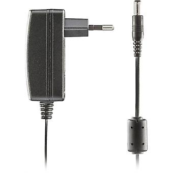 DELTACO power Adapter, 100-240V AC 50/60Hz to 5V DC, 2A, 1, 5m
