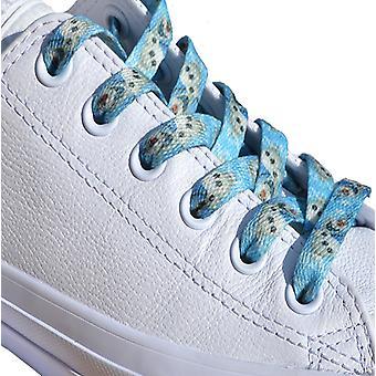 Light Blue Frozen Olaf Laces