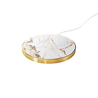 iDeal of Sweden Fashion Qi charger-Carrara Gold