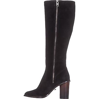 Coach Womens Ombre Heel BT Leather Closed Toe Knee High Fashion Boots