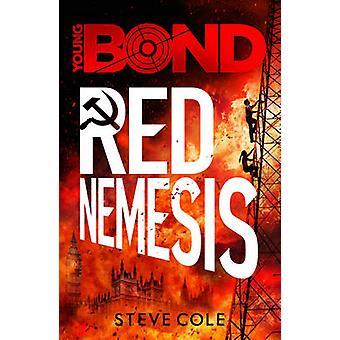Punainen Nemesis Steve Cole - 9781782952435 kirja