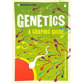 Introducing Genetics - A Graphic Guide by Steve Jones - Borin Van Loon