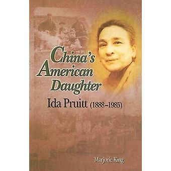 Fille americaine de la Chine - Ida Pruitt (1888-1985) par Marjorie King-