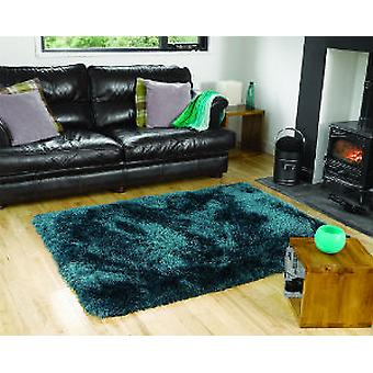 Pearl Teal  Rectangle Rugs Plain/Nearly Plain Rugs