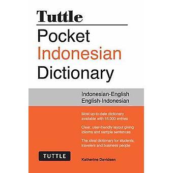 Tuttle Indonesian taskusanakirja - Indonesia-Englanti Englanti-Indon